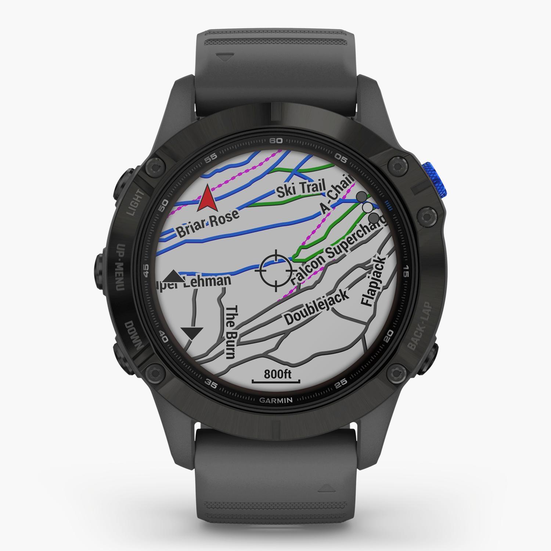 Garmin Fenix 6 Pro Solar -Negro - Reloj Deportivo