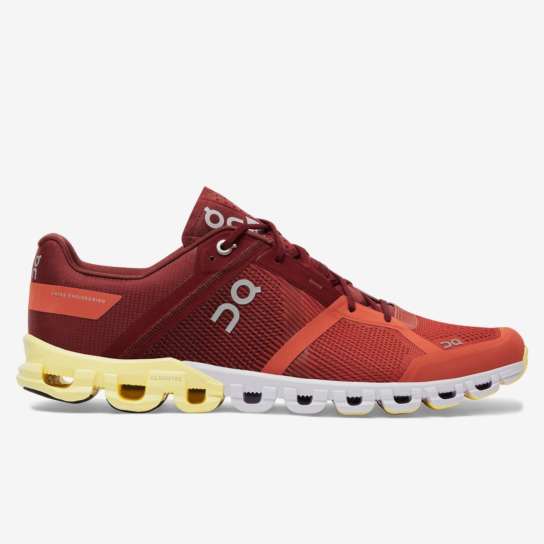 On Running Cloudflow - Granate - Zapatillas Running Hombre