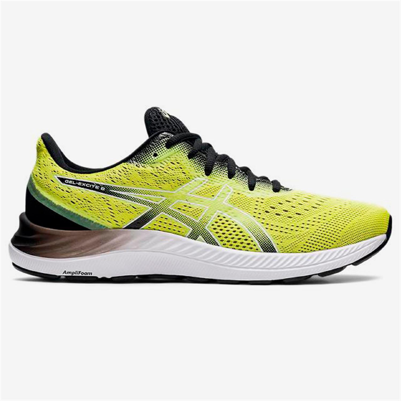 Asics Gel-Excite 8 - Amarillas - Zapatillas Running Hombre