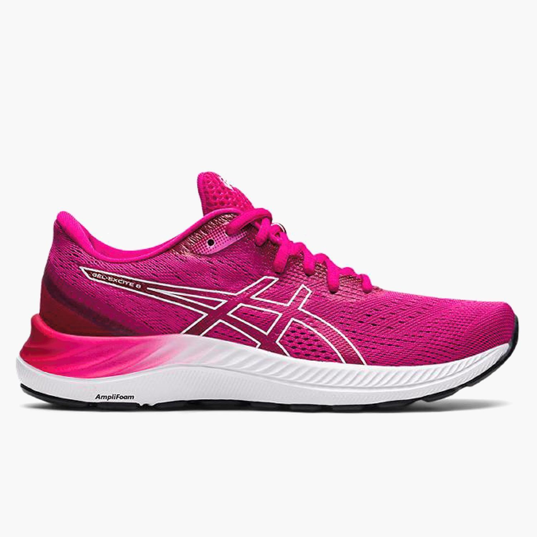 Asics Gel-Excite 8 - Fucsia - Zapatillas Running Mujer