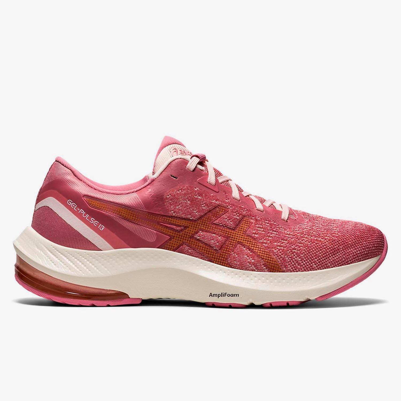 Asics Gel-Pulse 13 - Rosa - Zapatillas Running Mujer