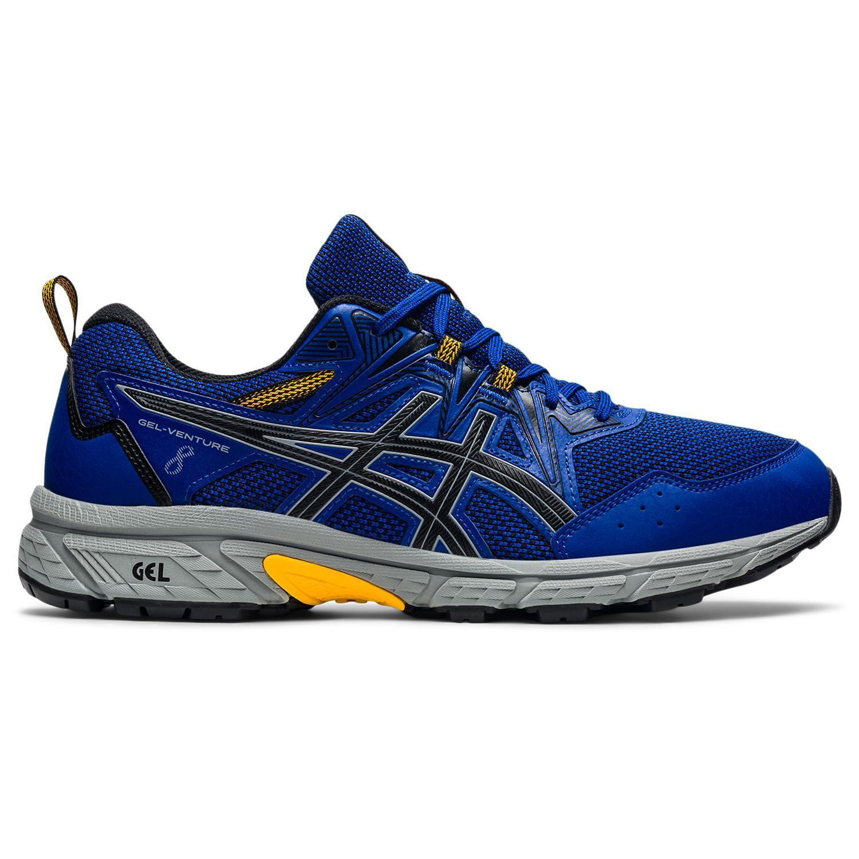 Asics Gel-Venture 8 - Azules - Zapatillas Trail Hombre