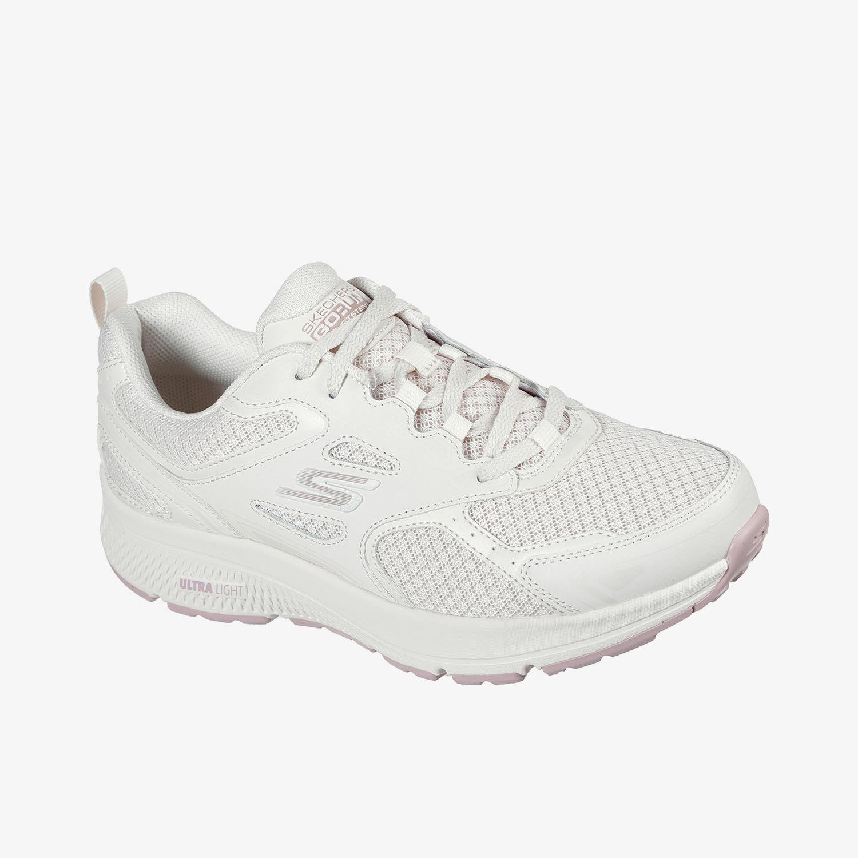 Skechers Go Run Consistent - Blancas - Zapatillas Running Mujer