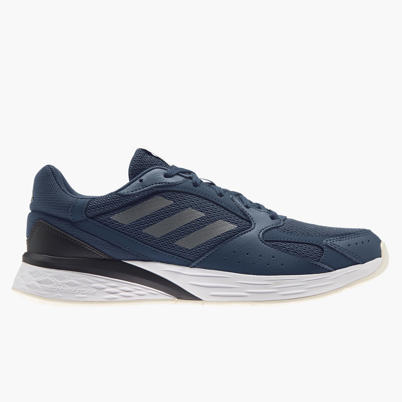 adidas Response Run - Marino - Zapatillas Running Hombre