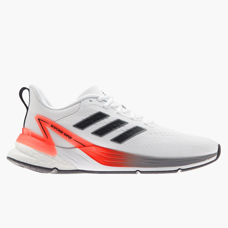adidas Response Super 2.0 - Blanco - Zapatillas Running Hombre