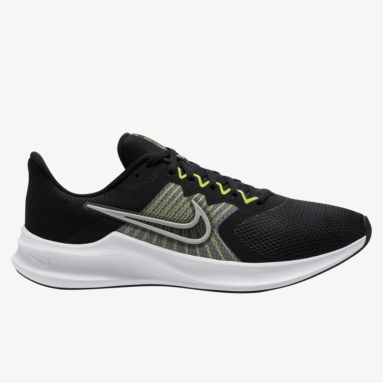 Nike Downshifter 11 -Negras - Zapatillas Running Hombre