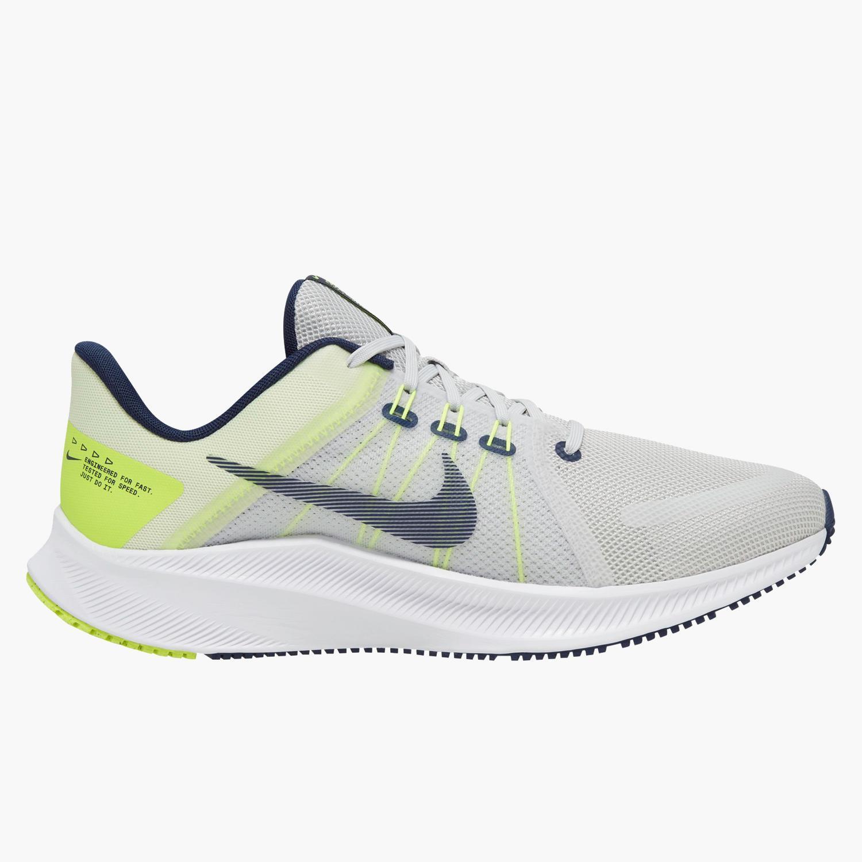 Nike Quest 4 - Blancas - Zapatillas Running Hombre