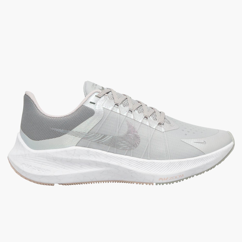 Nike Winflo 8 Premium - Gris - Zapatillas Running Mujer