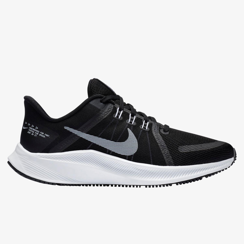 Nike Quest 4 - Negro - Zapatillas Running Mujer