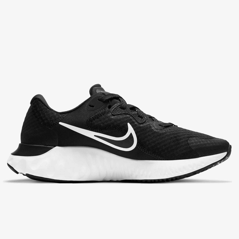 Nike Renew Run 2 - Negro - Zapatillas Running Mujer