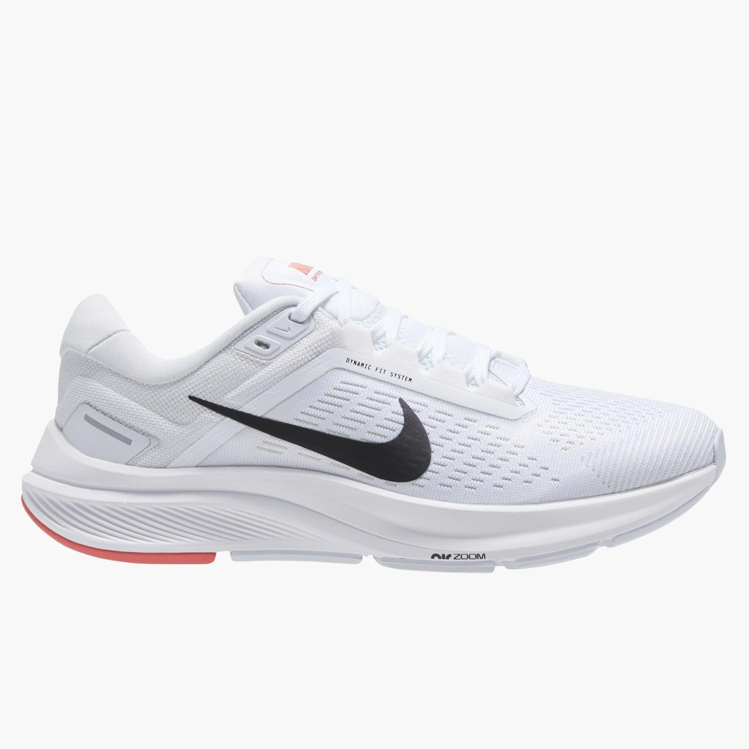 Nike Air Zoom Structure 24 - Blanco - Zapatillas Running Mujer