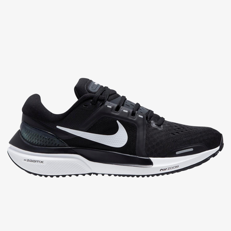 Nike Air Zoom Vomero 16 - Negras - Zapatillas Running Mujer