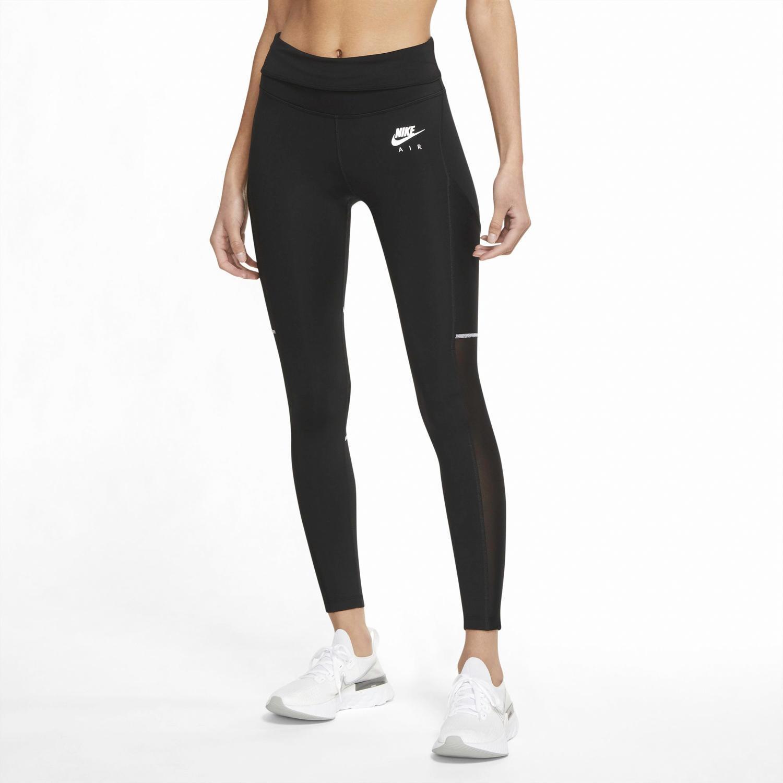 Nike Air - Negras - Mallas Running Mujer