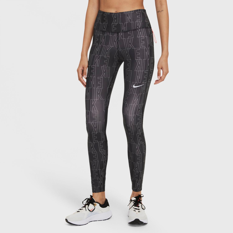 Nike Run Division - Negras - Mallas Running Mujer