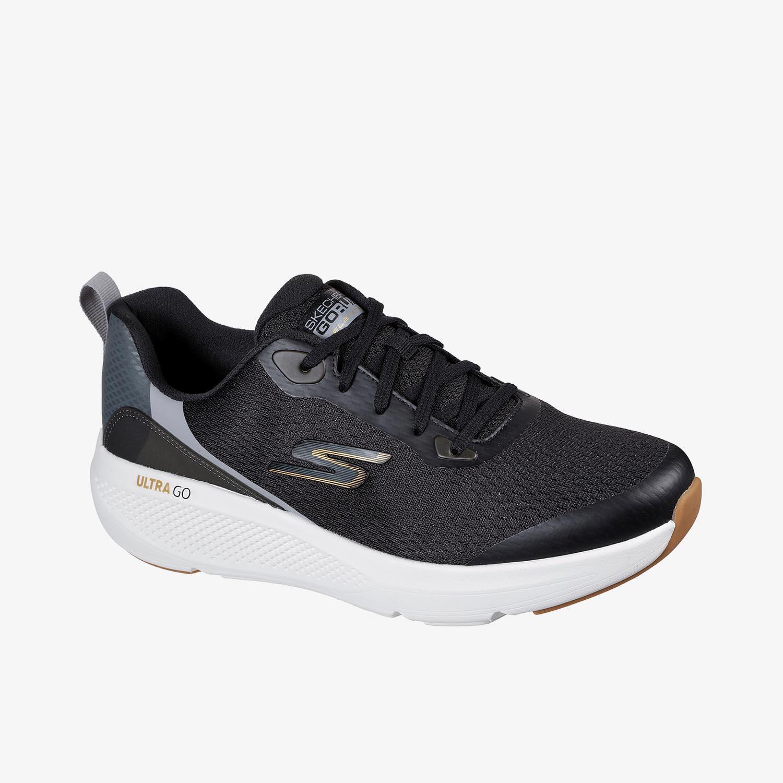 Skechers GOrun Elevate - Negro - Zapatillas Running Hombre
