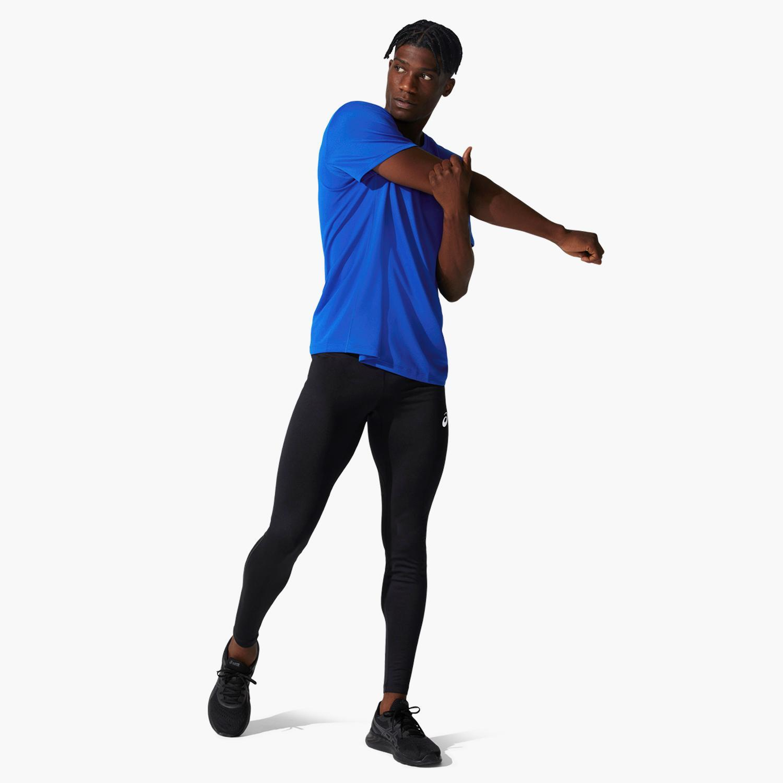 Asics Core Tight - Negros - Pantalón Running Hombre