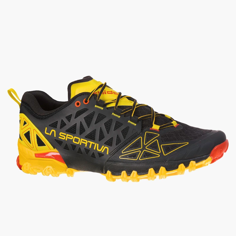 La Sportiva Bushido 2 - Negro - Zapatillas Trekking Hombre MKP