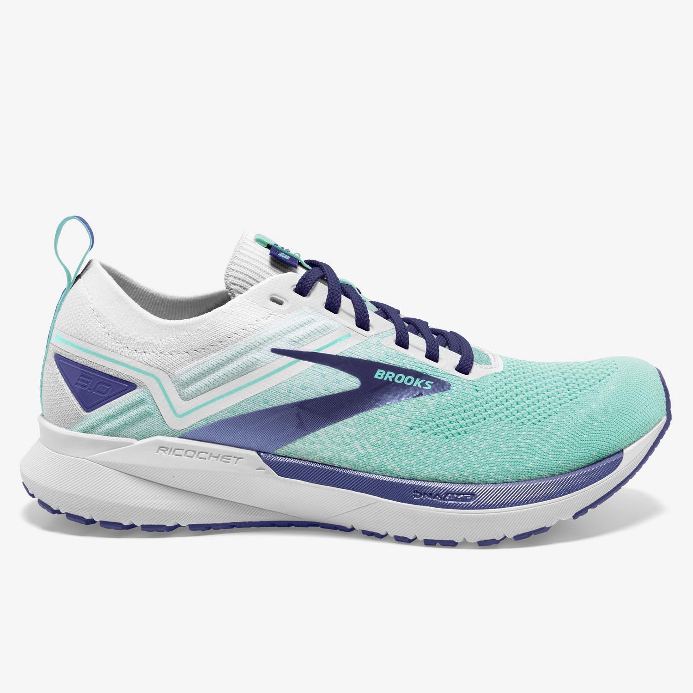 Brooks Ricochet 3 - Lima - Zapatillas Running Mujer