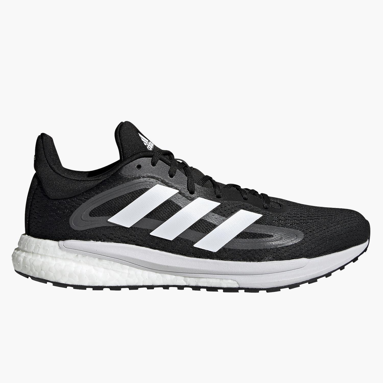 adidas Solar Glide 4 - Negras - Zapatillas Running Hombre