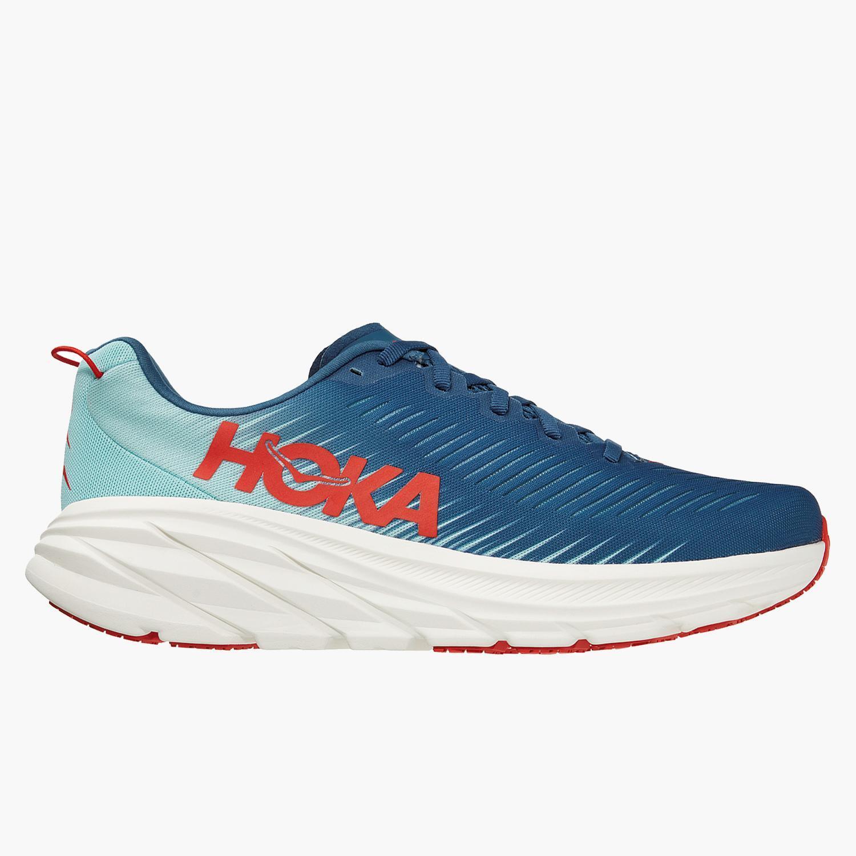 Hoka Rincon 3 - Azul - Zapatillas Running Hombre