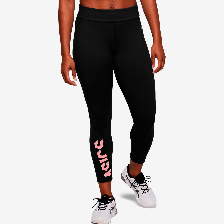 Asics Esnt 7/8 - Negro - Mallas Running Mujer