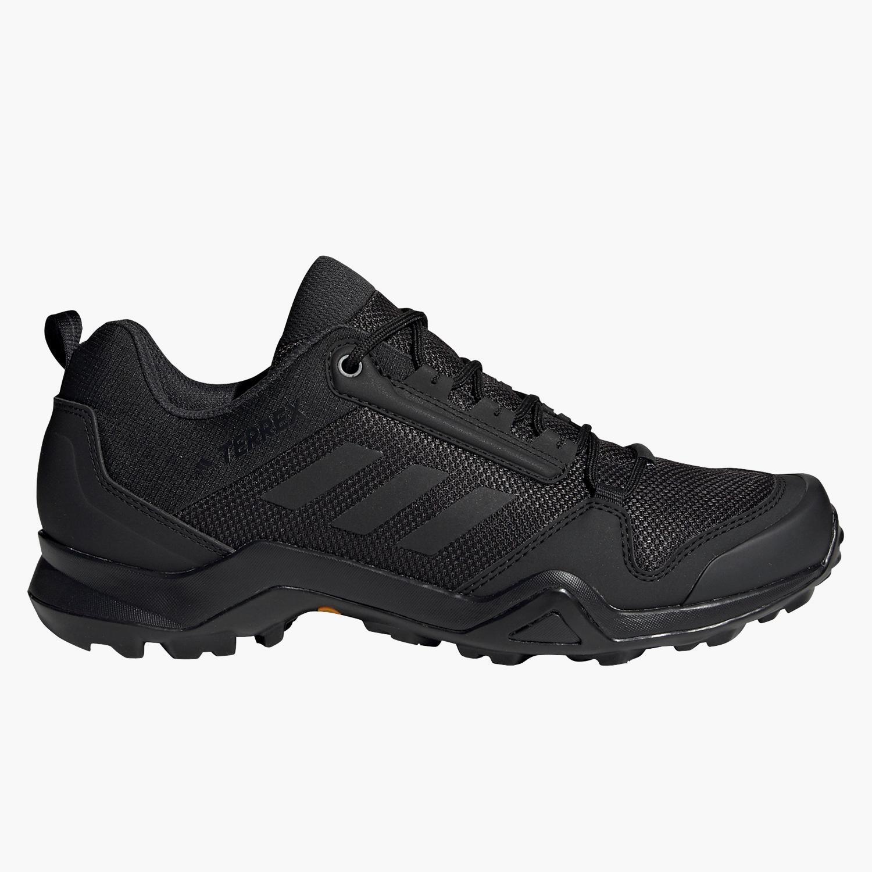 adidas Terrex Ax3 - Negras - Zapatillas Montaña Hombre