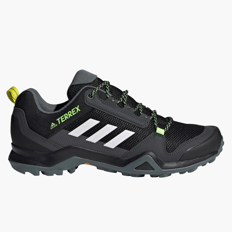 adidas Terrex Ax3 - Negro - Zapatillas Montaña Hombre