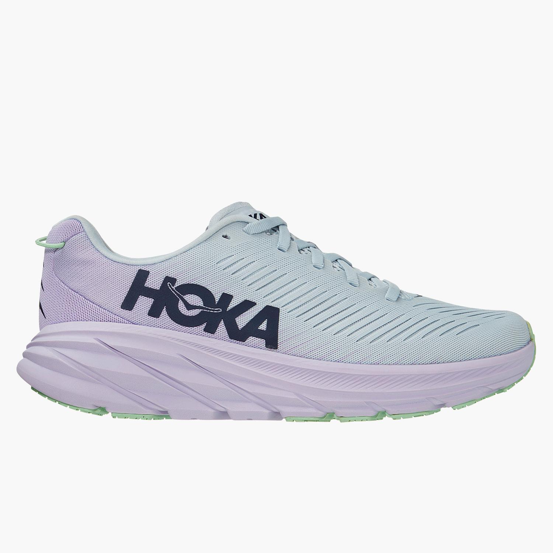 Hoka Rincon 3 - Malva - Zapatillas Running Mujer