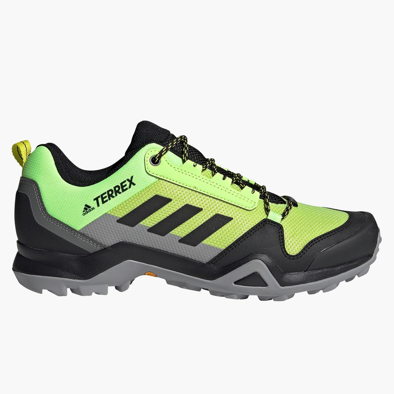 adidas Terrex Ax3 - Amarillo - Zapatillas Montaña Hombre