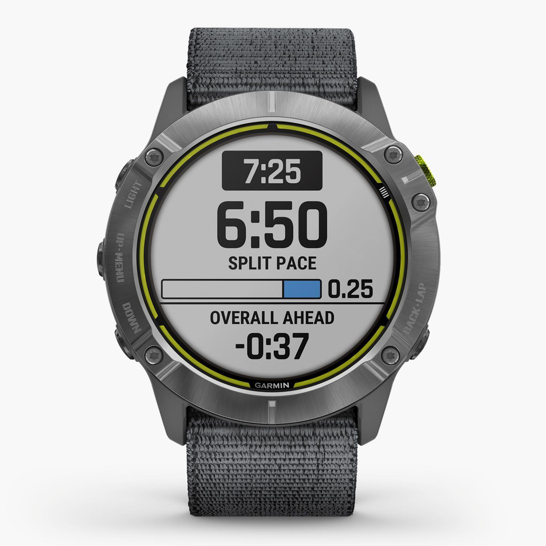 Garmin Enduro - Gris - Smartwatch