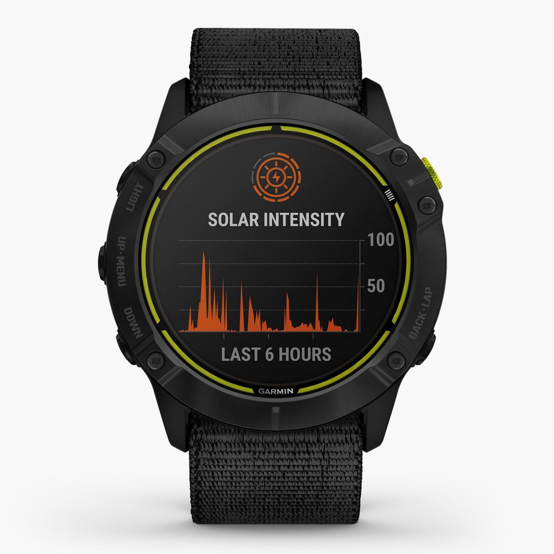 Garmin Enduro Titanio - Negro - Smartwatch