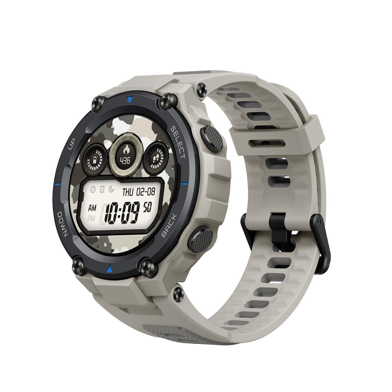 Amazfit T-Rex Pro - Gris - Smartwatch Deportivo