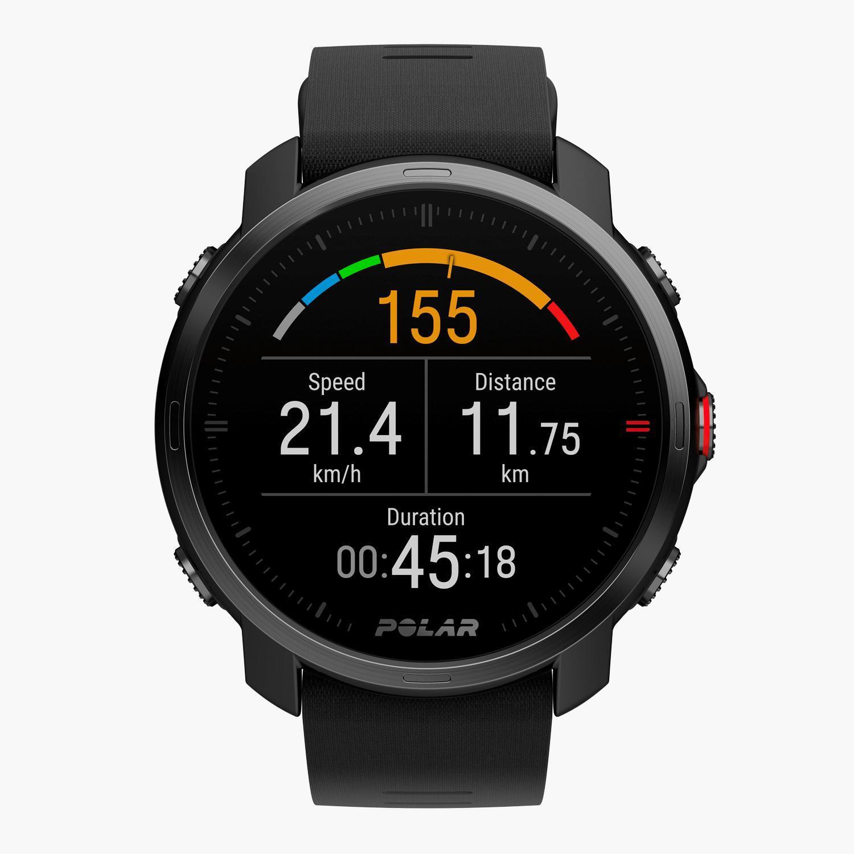 Polar Grit X M/L - Negro - Reloj Deportivo