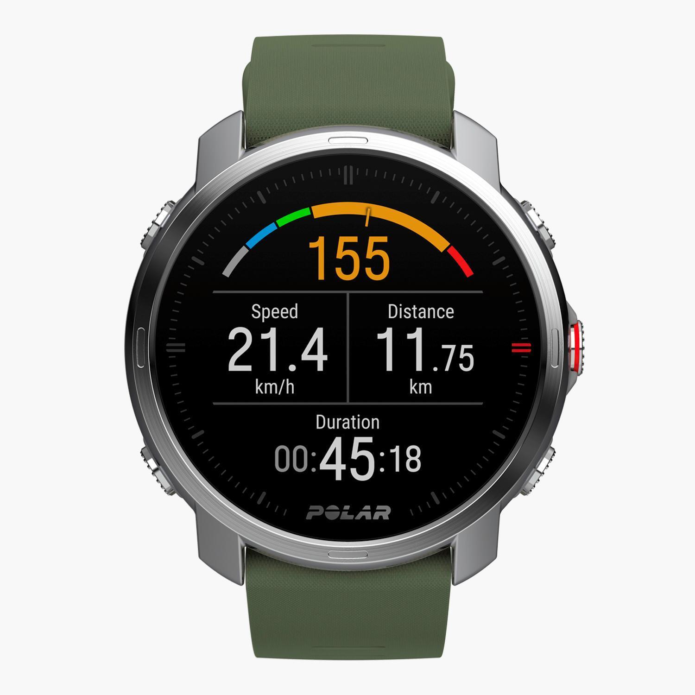 Polar Grit X M/L - Verde - Reloj Deportivo