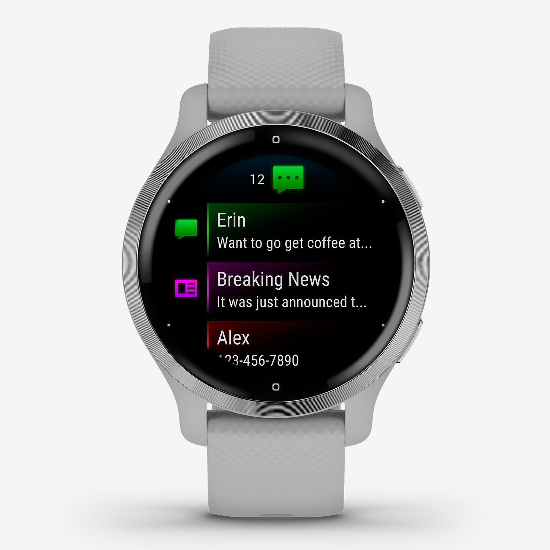Garmin Venu 2S - Gris - Smartwatch