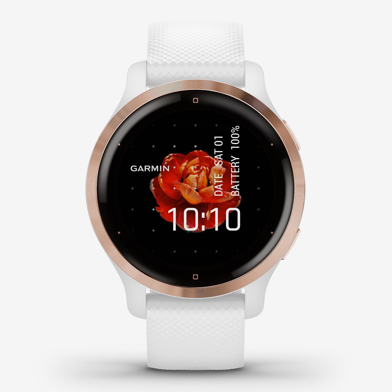 Garmin Venu 2S - Blanco - Smartwatch