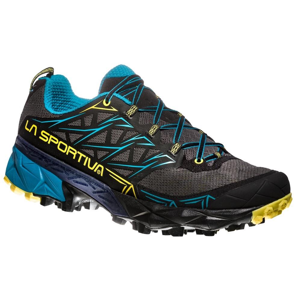 Zapatillas De Trail Running De Hombre Akyra La Sportiva - negro MKP