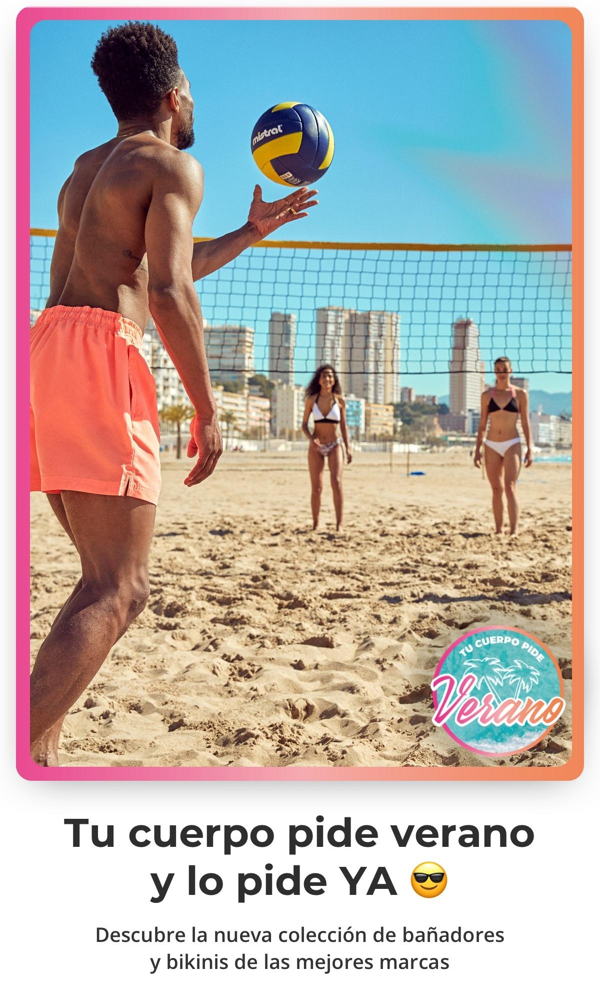 Tu cuerpo te pide verano